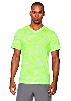 Under Armour Streaker V-Neck Short Sleeve Tee