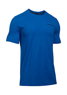 Under Armour Cotton Charged® Microthread Short Sleeve T-Shirt