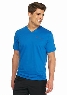 Under Armour Charged Cotton® Microthread V-Neck T-Shirt