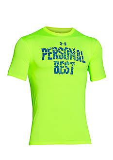 Under Armour Run Personal Best Graphic Tee
