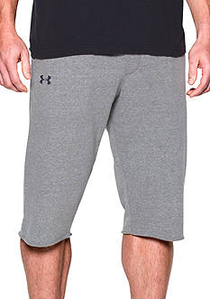 Under Armour Tri-Blend Fleece Cutoff Pants