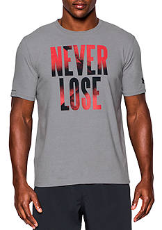 Under Armour� Never Lose Tee