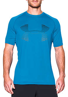 Under Armour Tech Horizon Big Logo T-Shirt