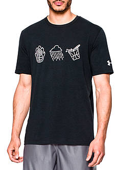 Under Armour Icons of the Game Tee