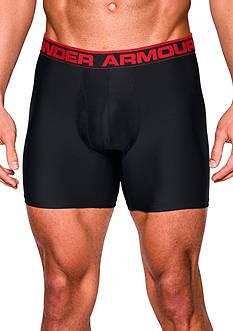 Under Armour Original Series 6-in. Boxerjock® Boxer Briefs - 2 Pack