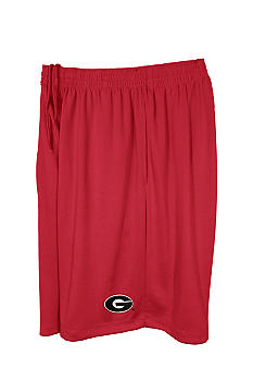 Section 101 by Majestic Georgia Bulldogs Team Mesh Short