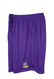 Section 101 by Majestic LSU Tigers Team Mesh Short