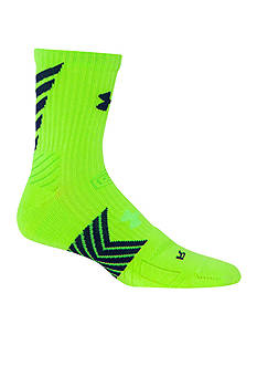 Under Armour Undeniable Mid Crew Socks - Single Pair