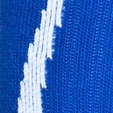 Everyday Essentials: Socks: Royal/White Under Armour Big & Tall Undeniable Crew No Show Socks