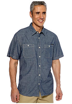 Field & Stream Chambray Solid Shirt