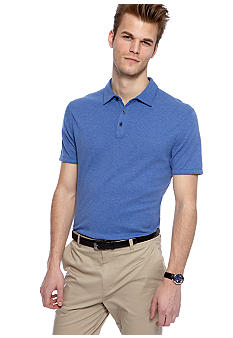 MADE Cam Newton Big & Tall Royal Top Dye Polo
