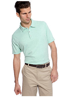 MADE Cam Newton Big & Tall Mint Top Dye Polo