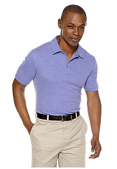 MADE Cam Newton Big & Tall Haze Top Dye Polo