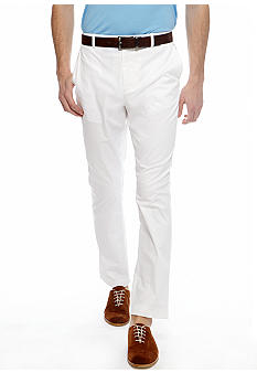 MADE Cam Newton Big & Tall White Chinos