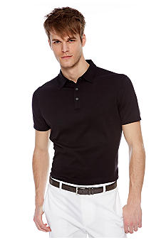 MADE Cam Newton True Black Solid Polo