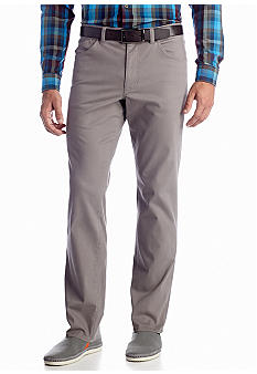 MADE Cam Newton Gray Titan Stretch 5-Pocket Pant