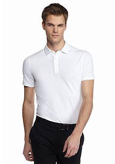 MADE Cam Newton Short Sleeve Stretch Pique Polo Shirt