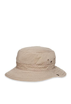 Colombino Bucket Drawstring Hat