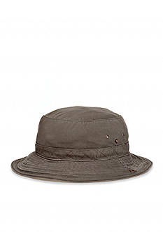 Colombino Bucket Drawstring Hat