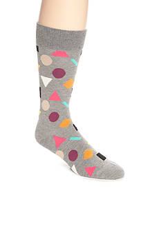 Happy Socks Men's Play Crew Socks - Single Pair