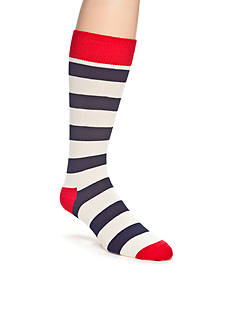 Happy Socks Wide Stripe Socks - Single Pair