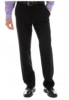 Billy London Slim Solid Suit Separate Pants