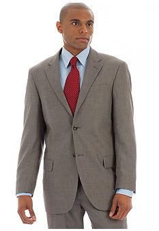 Dockers Gray Sharkskin Suit Separate Coat
