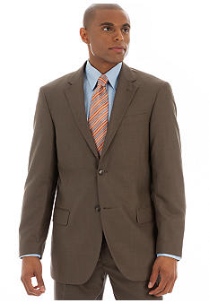 Dockers Tan Sharkskin Suit Separate Coat