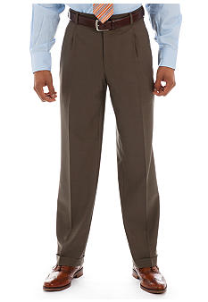 Dockers Tan Sharkskin Suit Separate Pants