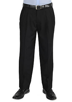 Dockers Essentials Straight Fit Pleated Dress Pants