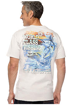 Saddlebred World Class Fishing Tee