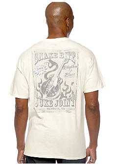 Saddlebred Snake Bite Screen Tee