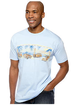 Saddlebred Cruiser Chest Screen Tee