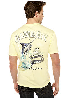 Saddlebred Marlin Game On Screen Tee