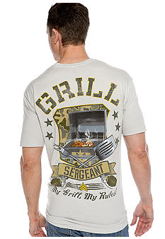 Saddlebred Grill Sergeant Screen Tee