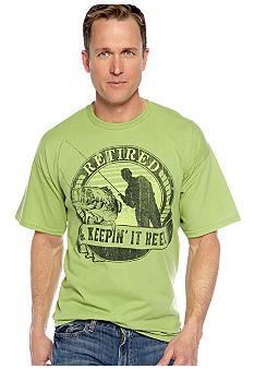 Saddlebred Retired & Keepin' It Reel Screen Tee