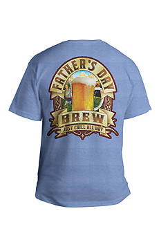 Saddlebred Father's Day Brew Graphic Tee