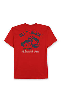 Saddlebred Big & Tall Get Crackin' Graphic Tee