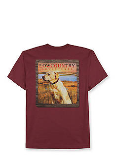Saddlebred Big & Tall Low Country Lab Graphic Tee