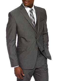 MADE Cam Newton Slim Fit Shark Suit Separate Coat