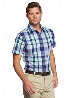 MADE Cam Newton Short Sleeve Woven Shirt
