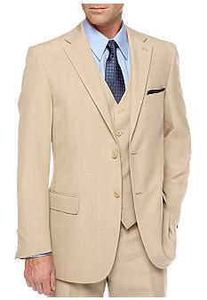 Saddlebred Tan Stria Suit Separate Coat