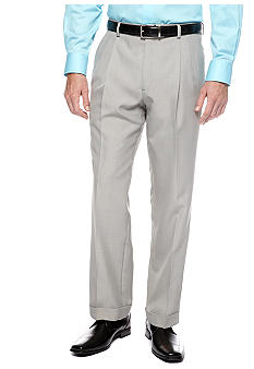 Saddlebred Sage Gray Stria Suit Separate Pants