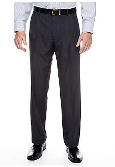 Saddlebred Navy Stria Suit Separate Pants