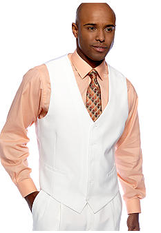 Saddlebred White Suit Separate Vest