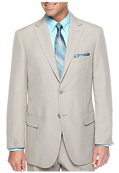 Saddlebred Sage Gray Stria Suit Separate Coat