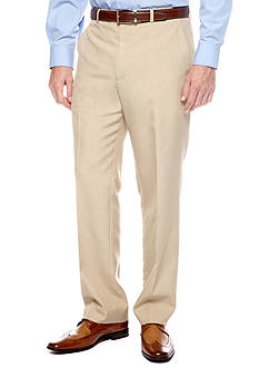 Saddlebred Classic Fit Tan Stria Suit Separate Pants