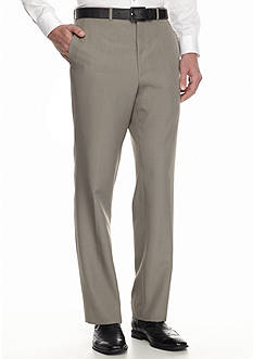 Saddlebred Classic-Fit Look Suit Separate Pants