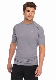 SB Tech Basic Short Sleeve Mesh Crew Neck Shirt