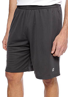SB Tech Solid Mesh Shorts